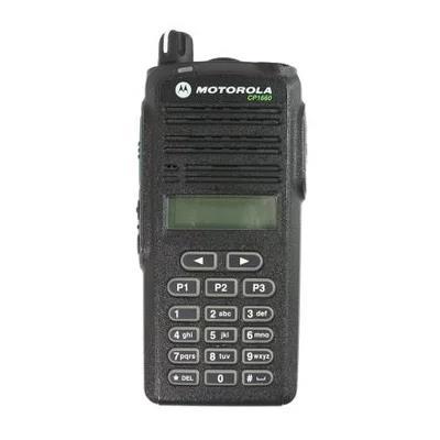 摩托罗拉Motorola CP1660 对讲机 专业无线手台民用对讲机