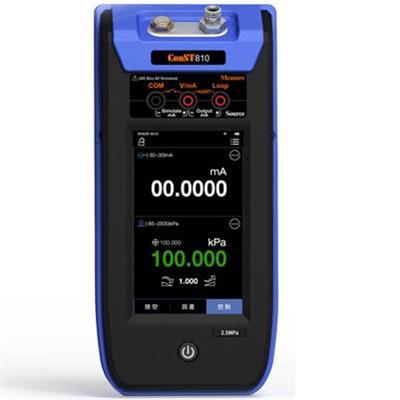康斯特CONSTConST810手持全自动压力校验仪