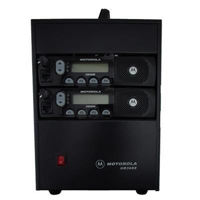 摩托罗拉(Motorola)原装摩托罗拉GR-3688中继台 GR3688对讲机放大器中转台