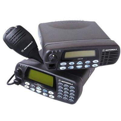 摩托罗拉(Motorola) 车载台GM338 基地台 车载对讲机 40W高端专业机
