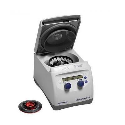 艾本德专用仪器离心机Centrifuge 5418 R货号 5418000092