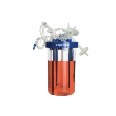 艾本德生物过程工艺罐体BioBLU3c 一次性使用罐体货号1386120000