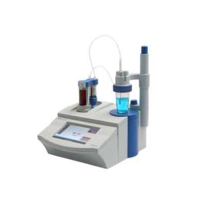 雷磁分析仪器滴定仪ZDJ-5B-Y型自动滴定仪(单管路)订货号64104