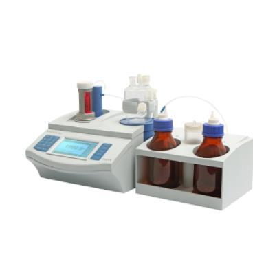 雷磁实验室测试仪器水分测定仪ZDY-502型常量水分滴定仪(含液体测量装置)订货号64081