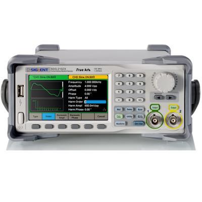 鼎阳 SDG2122X 函数/任意波形发生器