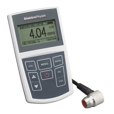 德国EPK包装测试设备壁厚测厚仪MiniTest 430订货号85-804-0601