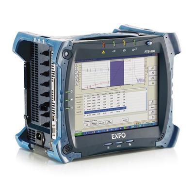 加拿大EXFO FTB-5600 - 分布式PMD分析仪