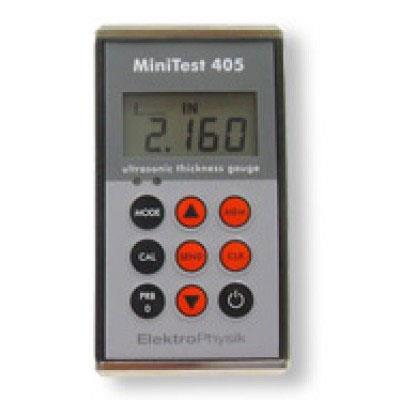 德国EPK包装测试设备壁厚测厚仪MiniTest 405订货号TRA / 004050