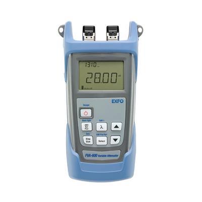 加拿大EXFO FVA-600 - 可变衰减器