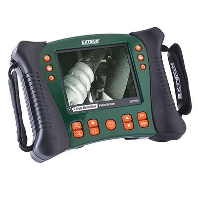 艾示科Extech HDV600  视频内窥镜/相机测试仪