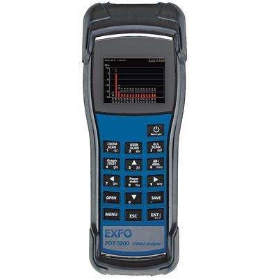 加拿大EXFO FOT-5200 - CWDM分析仪