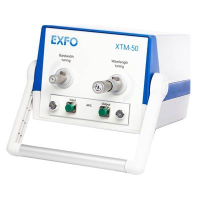 加拿大EXFO XTM-50 - 带宽可调节的可调谐滤波器