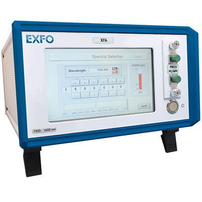 加拿大EXFO  XFA - 带宽固定的可调谐滤波器