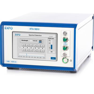 加拿大EXFO XTA-50 - 带宽可调节的可调谐滤波器