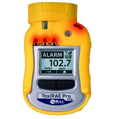 美国华瑞 ToxiRAE Pro PID 个人用VOC检测仪 PGM-1800 订货号:G02-C014-000