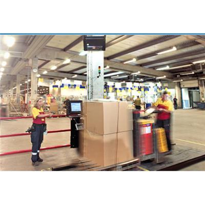 梅特勒-托利多 动态包裹体积测量、称重和扫描