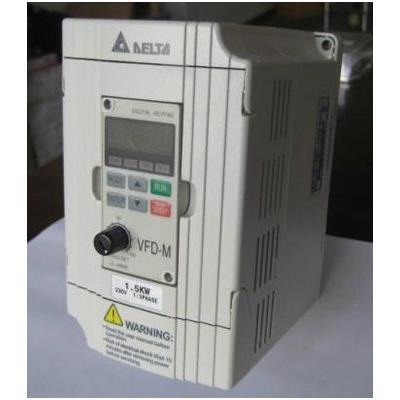 台达变频器VFD015M21A