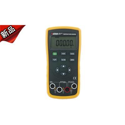 胜利仪器  VICTOR 01+ 温度校验仪