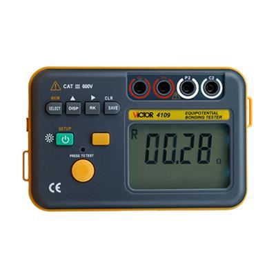 胜利仪器  VICTOR 4109 等电位连接测试仪