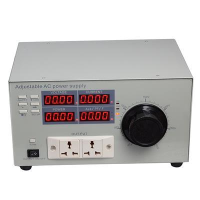 台湾品致  APA5001 交流可调电源