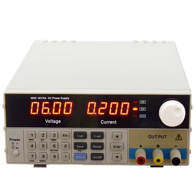 台湾品致  PA2605可编程直流电源(36V/5A)
