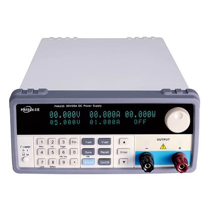 台湾品致  PA6230列直流电源(20V/30A)