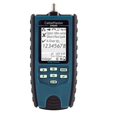 德国softing   CableMaster 500   电缆测试仪和故障定位仪 CM500