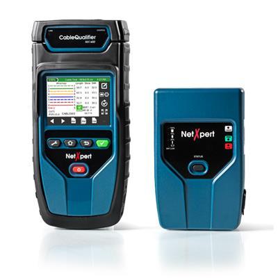 德国softing  NetXpert 1400 NX1400  线缆测试和以太网速度认证