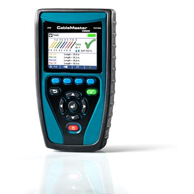 德国softing  CableMaster 800 CM800 专业线缆测试仪和网络诊断工具