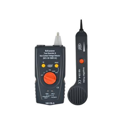 台湾SEW     168 CB 纜線追蹤計與非接觸式電壓檢測計(二合一)
