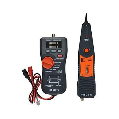 台湾SEW       165 CB 多功能纜線測試與纜線追蹤器(二合一)