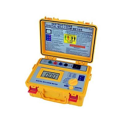 台湾SEW      4137 mO 數位式毫歐姆計(使用乾電池(DCV)電源)