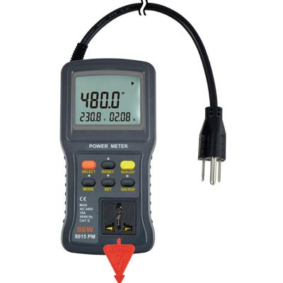 台湾SEW      8015 PM 家用電器電力監測與計費計
