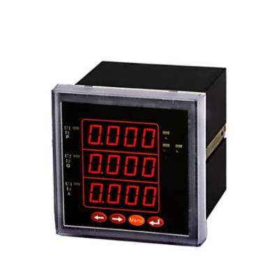 朔旺PD760UI-3S4三相电压电流组合表