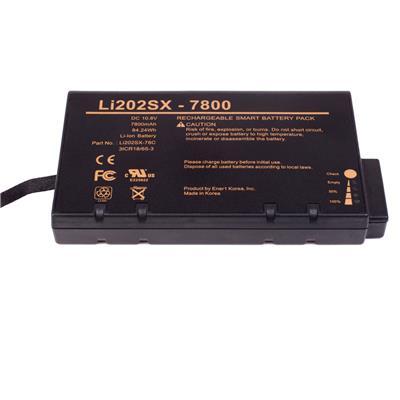 日本加野 LI202SX-7800  尘埃粒子计数器电池 货号:3910-09