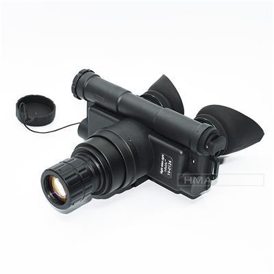 德国哈迈HMAI夜豹HP19-0124双目单筒头盔式夜视仪