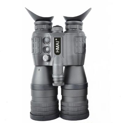 德国哈迈HMAI    HY7 二代头盔手持两用微光夜视仪