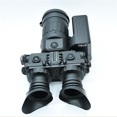 德国哈迈HMAI     TB35激光测距双筒热像仪