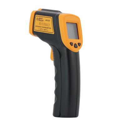 希玛 工业激光红外测温仪 红外线温度计 非接触式测温枪 AR320+