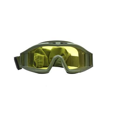 德国哈迈HMAI     8001多片式抗冲击战术护目镜