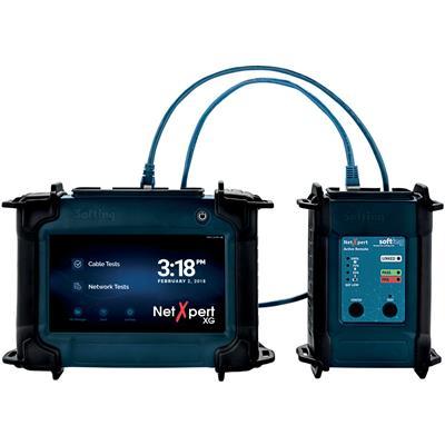 德国softing      Netxpert 10G  线缆测试和以太网验证仪