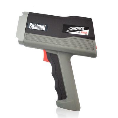 Bushnell博士能测速仪 101911手持车辆球类雷达速度测量仪