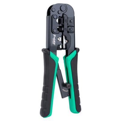 台湾宝工 proskit CP-376TR 三用网线钳子套装 水晶头网络压接钳工具 进口