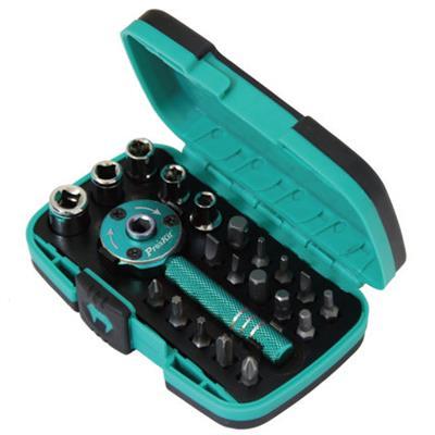 台湾宝工正品 套筒起子组 螺丝刀组套 迷你棘轮螺丝刀 SD-2319M