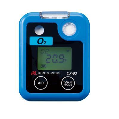 日本理研 OX-03/OX-03 氧气气体检测仪