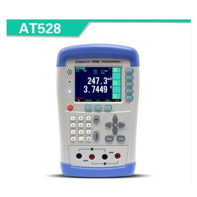 安柏anbai 手持式电池测试仪AT528L