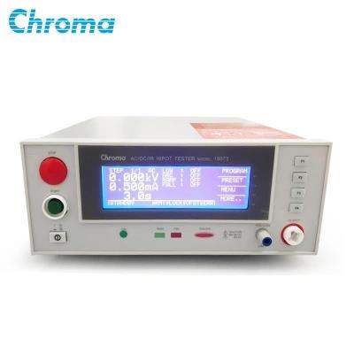 台湾致茂Chroma 19073 安规测试 交直流绝缘电阻耐压测试器