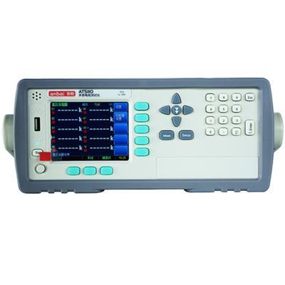 安柏anbai AT5110 10路 多路电阻测试仪
