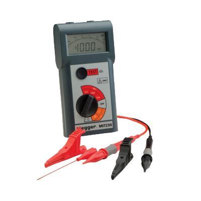 美国Megger MIT220绝缘电阻测试仪