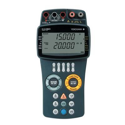 日本横河YOKOGAWA CA150便携式过程校验仪